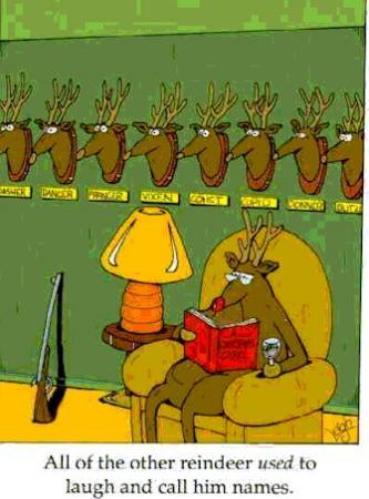 Funny Christmas Cartoons - Funny Biz