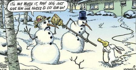 funny christmas cartoons facebook - Funny Christmas Cartoons